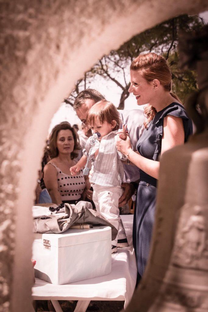 42 Photovaptisis Psatha Alepoxori Foto Vaptisi Morou Agori Fotografos Vaptisi Thalassa Nona Nonos